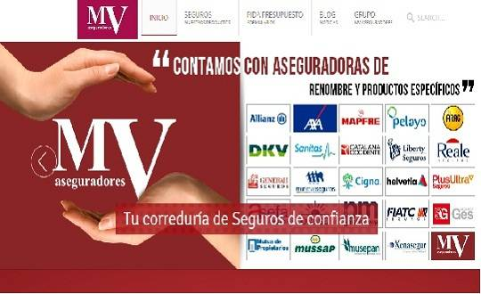 MV Aseguradores