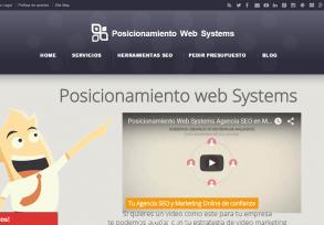 Posicionamiento Web Systems