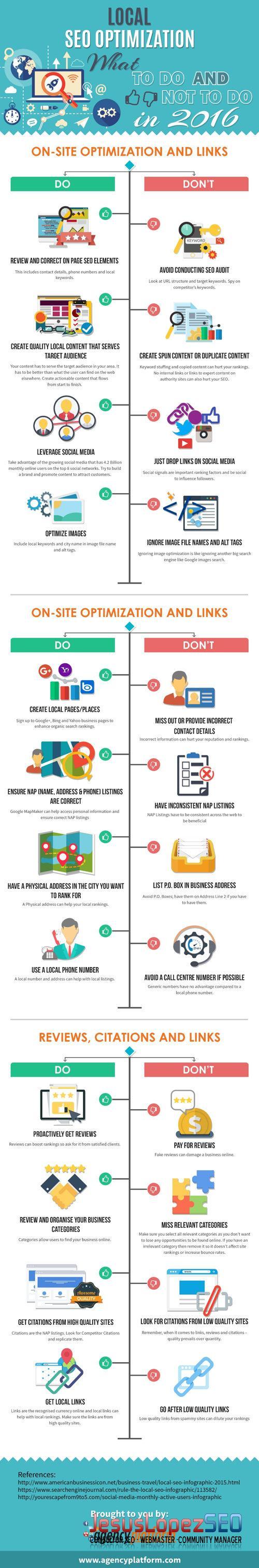 Cómo-optimizar-web-SEO-localinfografía