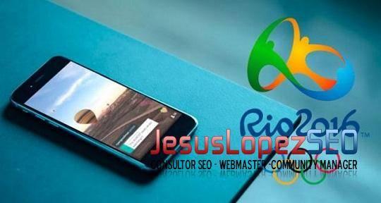 Las 6 mejores apps para seguir los JJOO 2016