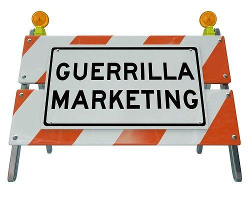 Qué es el marketing de guerrilla y cómo beneficia a las empresas