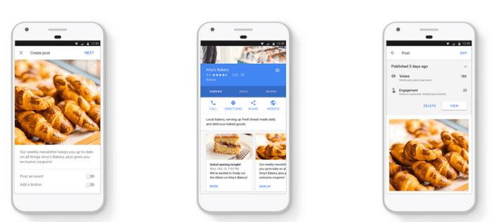Google Post y su utilidad para el SEO local