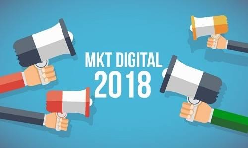 Predicciones de marketing digital para este 2018