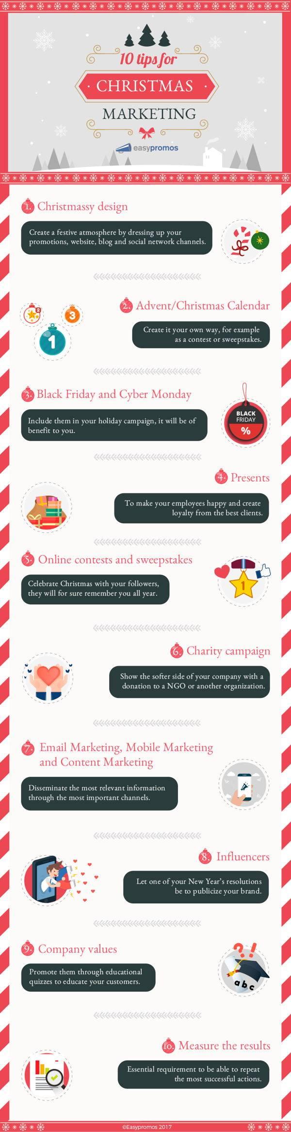 Infografìa consejos para aumentar ventas online en Navidad