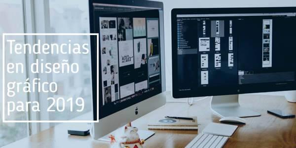 Tendencias en diseño gráfico para 2019