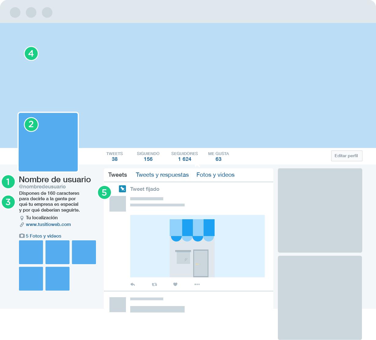 como tener un perfil exitoso en twitter