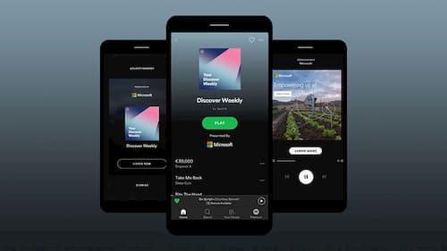 Anunciarse en Spotify