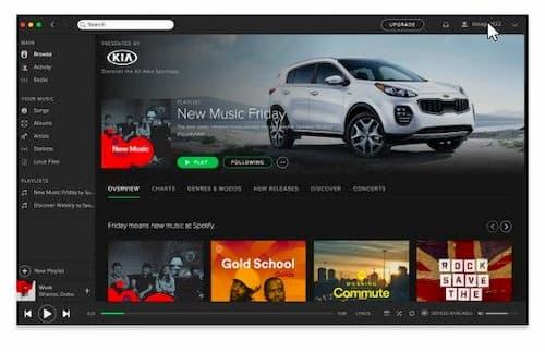 Cómo hacer publicidad en Spotify